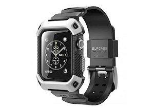 SUPCASE Unicorn Beetle Pro Apple Watch 42-44mm - Hvid