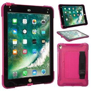 iPad - Targus SafePort Rugged Protection Cover Med Skærmbeskyttelse - Pink
