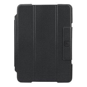 """iPad 10.2"""" (2021 / 2020 / 2019) Tucano Alunno Case m. Apple Pencil Holder - Sort"""